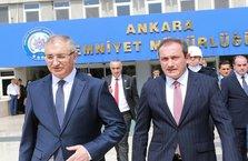 Ankara'nın yeni Emniyet Müdürü göreve başladı
