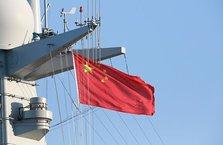 Çin savaş gemileri kritik bölgede