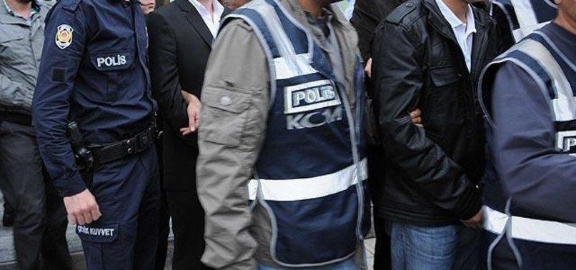 41 POLİS İÇİN YAKALAMA KARARI