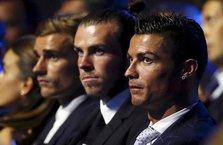 Avrupa'da yılın futbolcusu belli oldu!