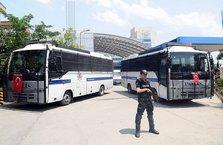 İstanbul'da şüpheli otobüs alarmı