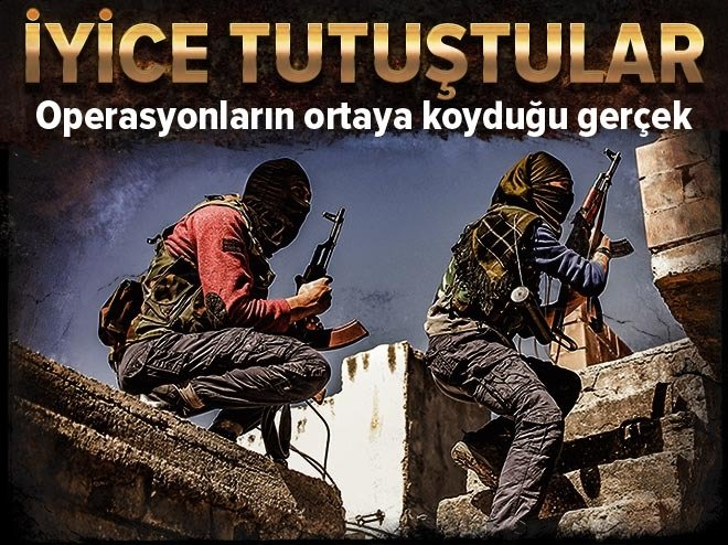 PYD/PKK iyice tutuştu