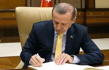 Cumhurbaşkanı Erdoğan 'Türkiye Maarif Vakfı Kanunu'nu onayladı