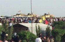 ABD askerleri terörist cenazesinde!