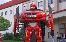 Transformers Ankara'da gerçek oldu