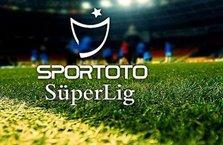 Süper Lig'de kritik hafta