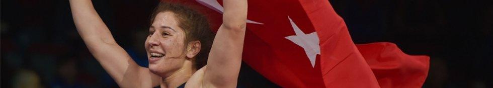 Türkiye'nin kadınlarda ilk dünya şampiyonu!