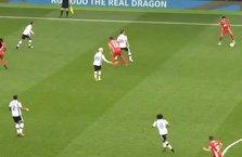 Blackburn Rovers'tan ders niteliğinde gol