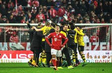 Dev maç Dortmund'un!