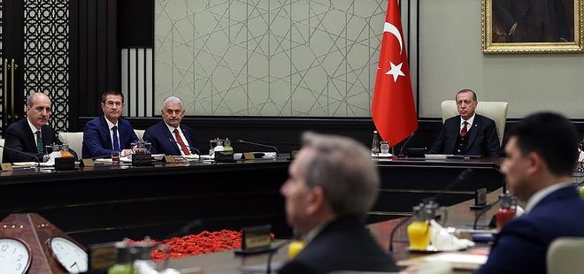 MGK TOPLANTISI SONA ERDİ