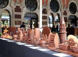 Uluslararası Çikolata Festivali başladı