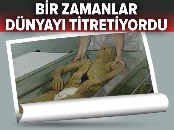 Dünyayı titreten liderin cesedi böyle mumyalandı!