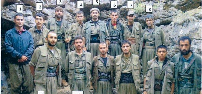 PKK'NIN BİTTİĞİNİN FOTOĞRAFI