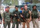 RUS ASKERLERİNİN YPG'LİLERLE FOTOĞRAFLARI YAYINLANDI