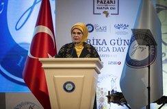 Emine Erdoğan'a Yılın Kişisi ödülü