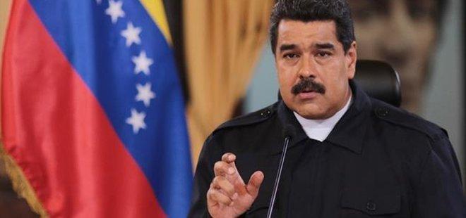VENEZUELA'DAN DÜNYAYA FİLİSTİN ÇAĞRISI