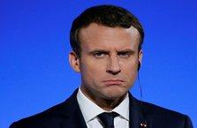 Fransa'da Cumhurbaşkanı'na duyulan güvende ilk 3 ayda rekor düşüş