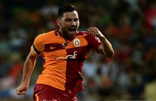 Galatasaray, Alanya'dan 3 puanla döndü
