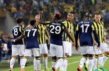 Fenerbahçe seriyi bozdu zirveye yerleşti