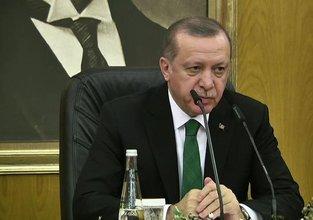 Erdoğan: Meydanlarda olacağız
