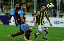 Fenerbahçe, Trabzonspor ile berabere kaldı