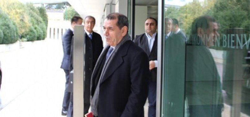 GALATASARAY'IN CAS'TAKİ DURUŞMASI SONA ERDİ!