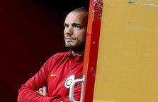 Sneijder'den ayrılık açıklaması