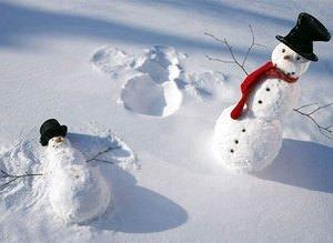 Henüz karlar erimemişken...
