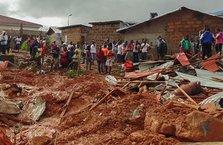 Sierra Leone'detoprak kayması: 500 ölü!