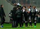 Beşiktaş, Olympiakos ile berabere kaldı