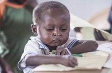 Bu küçük çocuk, bir köyün kaderini değiştirebilir
