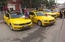 250 bin liralık araç taksi oldu