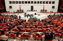 Anayasa değişikliği teklifinin 5.maddesi kabul edildi