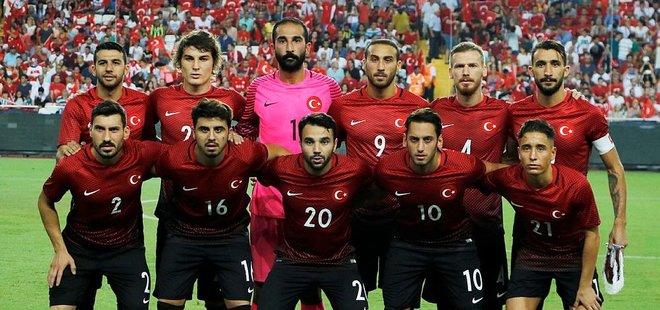 FIFA SIRALAMASINDA TÜRKİYE'NİN YERİ DEĞİŞTİ