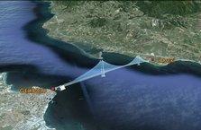 Çanakkale 1915 Köprüsü'nün temel atma tarihi belli oldu