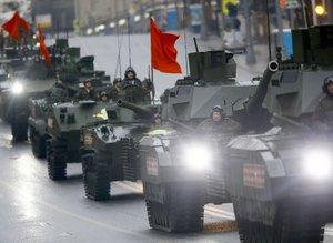 Rusya'dan dev hazırlık