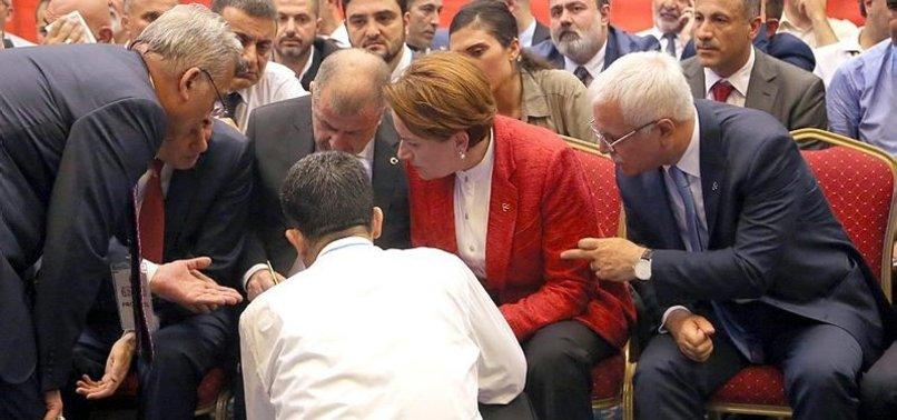 MHP'DE ÇAĞRI HEYETİ'NİN GÖREVİ SONA ERDİ