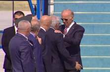 ABD'nin iki numaralı ismi Joe Biden Ankara'da...