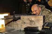 Bakan Işık'a yerli silahlı koruma