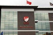 TFF'den UEFA ve küme düşürme iddiasına yanıt