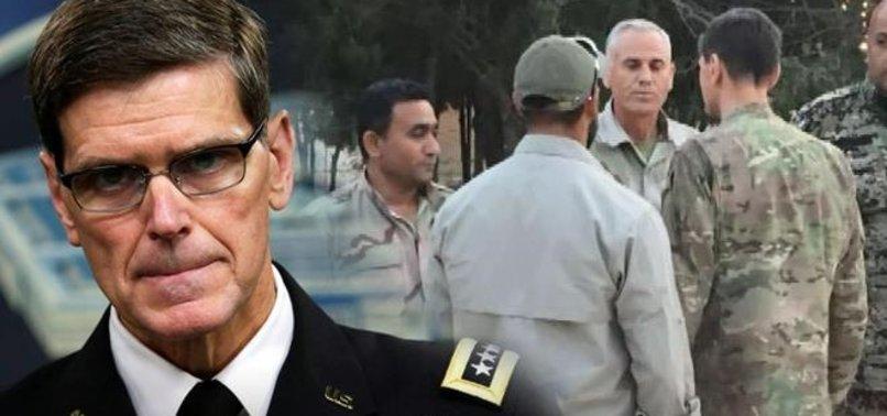 YPG İLE POZ VEREN ABD'Lİ KOMUTAN DA KONUŞTU