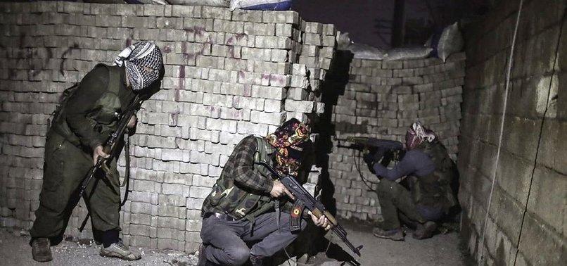 BEYTÜŞŞEBAP'TA PKK'DAN SİLAHLI SALDIRI: 3 POLİS YARALI