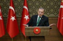 Erdoğan: Gözümüzü karartırız!