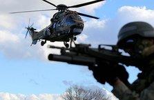 Elazığ'da çatışma! 1 asker şehit