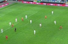 Kayserisporlu Traore'den muhteşem gol