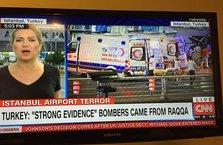CNN International, Andrews Hava Üssü'ndeki alarmı görmezden geldi