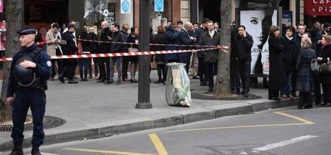 FRANSA'DA BOMBA PANİĞİ! PARİS ALARMDA