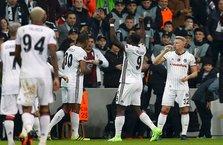 Beşiktaş, Hapoel'e şans tanımadı