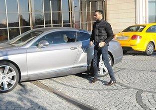 Alişan 350 bin Euro'ya araba aldı