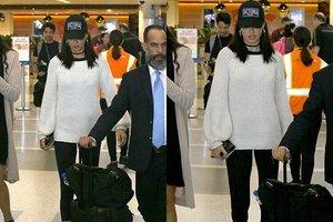 Adriana Lima tekrar İstanbul'da